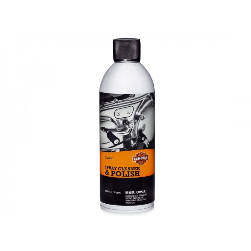 Spray Limpiador y Abrillantador
