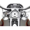KIt de indicador y tapón de combustible al ras cromado