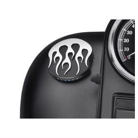 Indicador de combustible LED - Midnight Flames