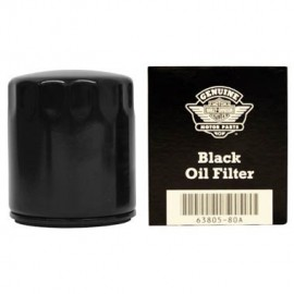GENUINE HARLEY-DAVIDSON BLACK OIL FILTERS FOR XL