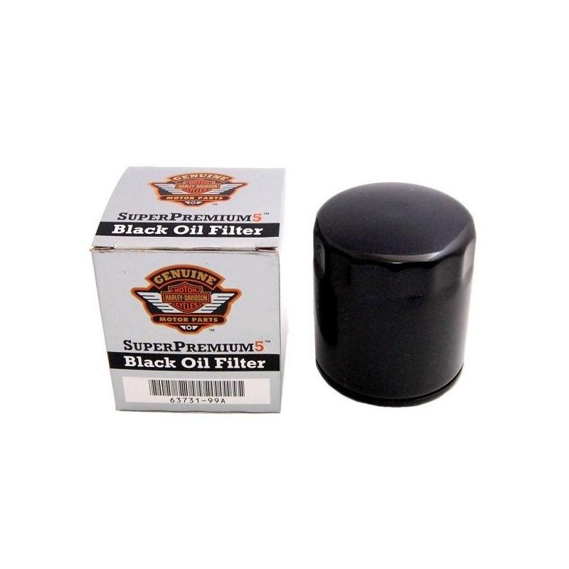 Filtro de aceite SuperPremium5 Negro