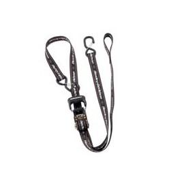 Correas de amarre de trinquete con ganchos blandos integrados