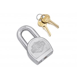 BAR & SHIELD PADLOCK 2