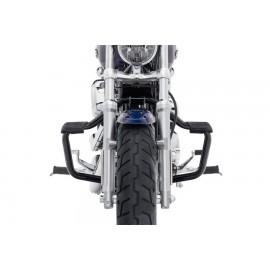 Protección del motor mustache negro XL ´04-´13