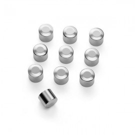 Classic Chrome Socket Head Bolt Covers – Metric