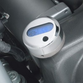 Oil Temperature Dipstick With Lighted Lcd Readout