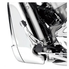 Slotted Shift Lever - Chrome