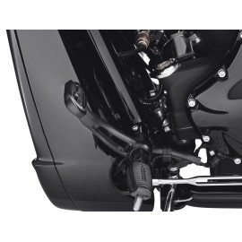 Slotted Shift Lever - Satin Black