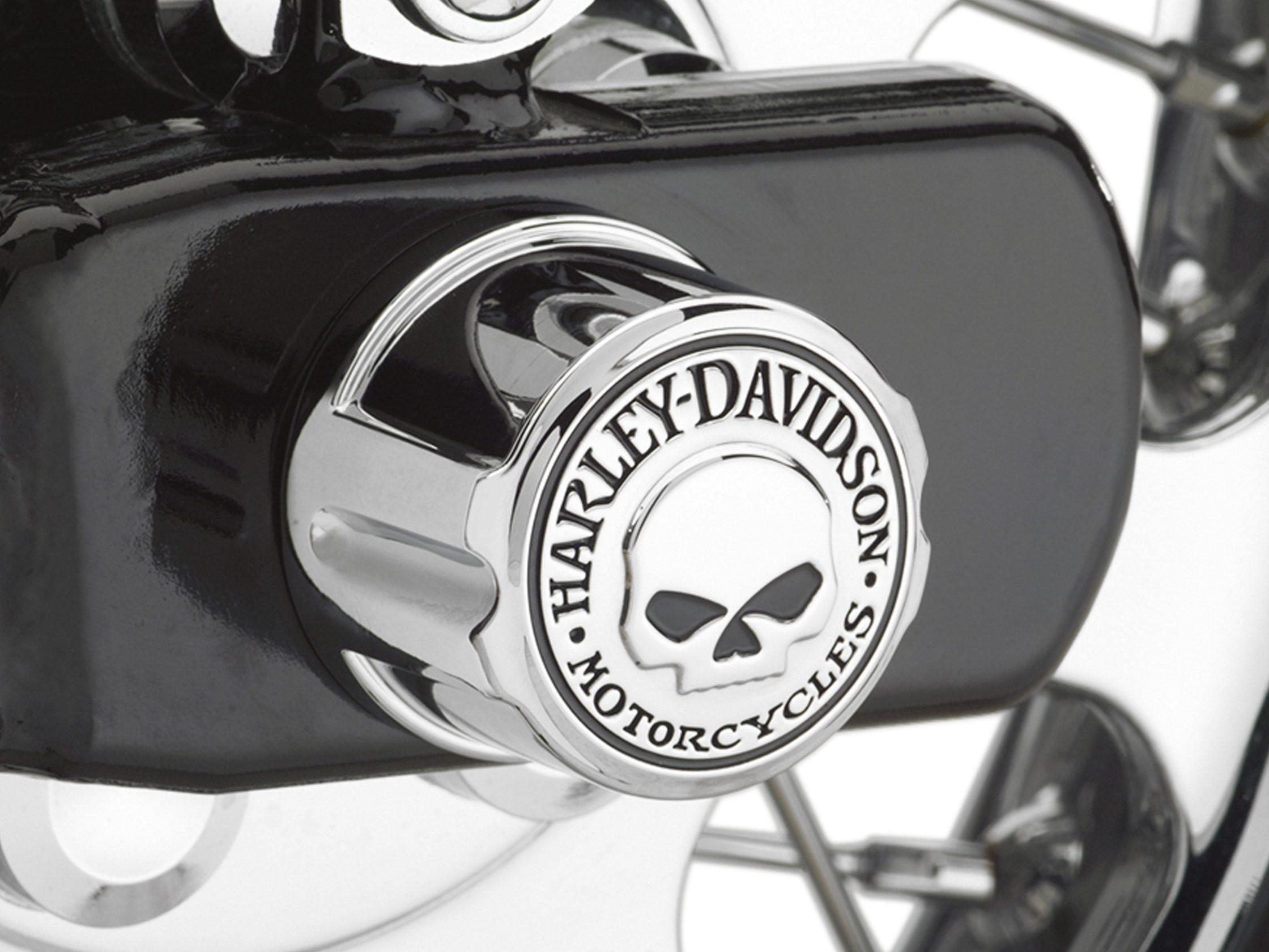 Tapa de tuerca de eje delantero de rotaci/ón de hoja de moto para Harley Dyna Touring XL883 1200 XG Softail A-Cromo