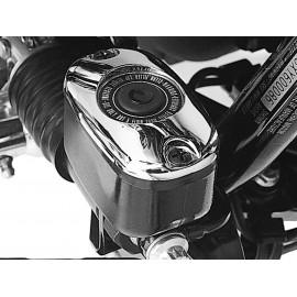 Tapa del cilindro maestro trasero - Cromado