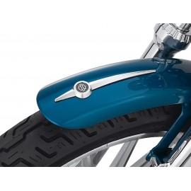 BAR & SHIELD LOGO FRONT FENDER SPEAR