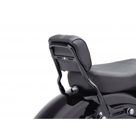 One-Piece H-D® Detachables™ Sissy Bar – Softail® Blackline® & Softail Slim® (Short, Gloss Black)