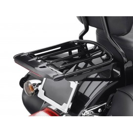 Air Wing Two-Up Luggage Rack - Gloss Black