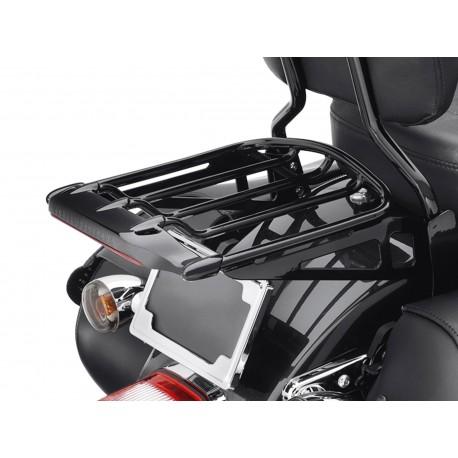 Bandeja portaequipajes doble air wing - Negro Brillante