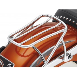 H-D Detachables Solo Chrome Rack