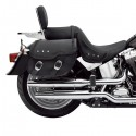 LEATHER SADDLEBAGS - FAT BOY MODELS