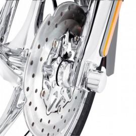 Kit de separador de la rueda delantera ABS - Cromado