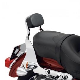 Full Detachable Backrest '04-later XL (Short/Chrome)