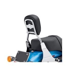 Full Detachable Backrest '04-later XL (Small/Chrome)