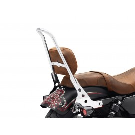 One-Piece Full Detachable Backrest (Chrome)