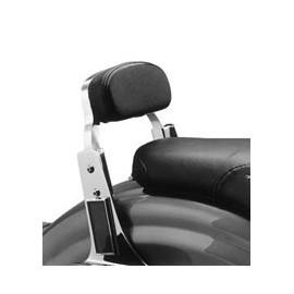 Full Fixed Backrest (Short/Chrome)
