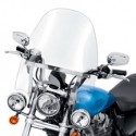 H-D® Detachables™ Compact Windshield For Models With Auxiliary Lighting