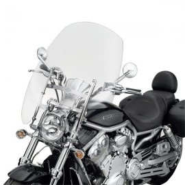 Quick-Release Touring Windshield