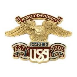 Logotipo Aguila Made in USA