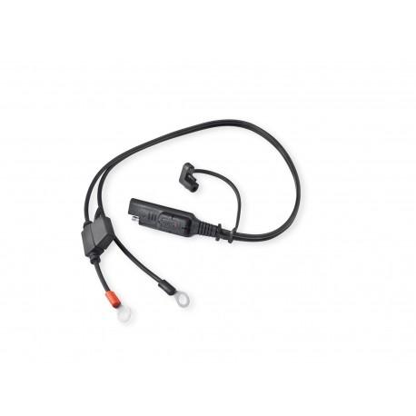 Cables del sistema de carga de la bateria con indicador de carga