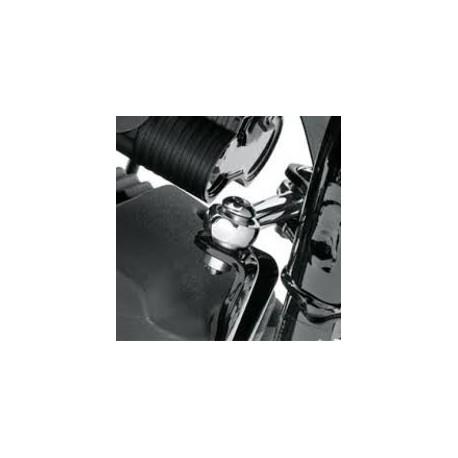 Barra estabilizadora delantera montada en el motor