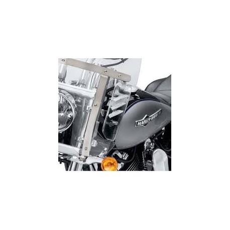 Parabrisas compacto desmontable ventilator