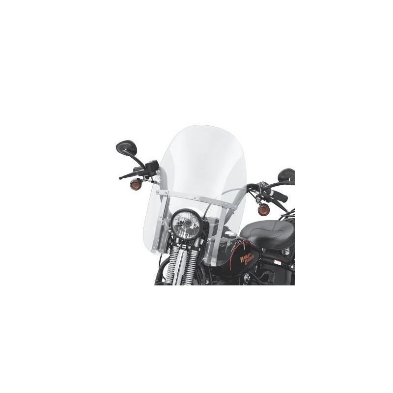 Parabrisas Compacto Desmontable refuerzos pulidos Springer
