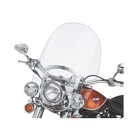 Parabrisas King-Size Detachable Nostalgic FL Softail