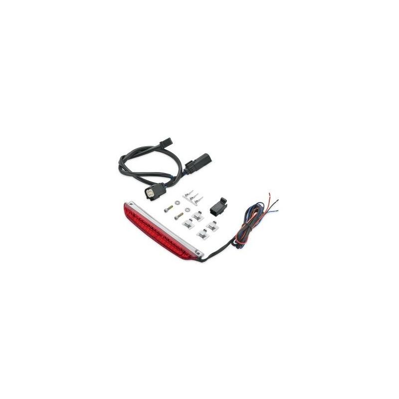 Kit de iluminación led lente roja