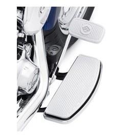 Almohadilla del pedal de freno grande vintage White