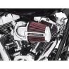 Kit de filtro de aire Elite Heavy Breather Screamin´ Eagle Cromado