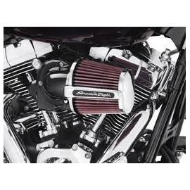 Kit de filtro de aire Screamin´ Eagle Elite Heavy Breather Negro