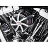 Kit de filtro de aire Agitator Screamin´ Eagle Negro Rebajado