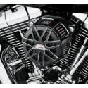 Kit de filtro de aire Screamin´ Eagle Chisel Negro Rebajado