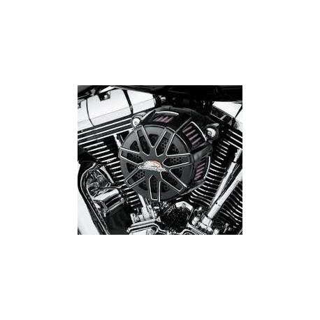 Kit de filtro de aire Chisel Screamin´ Eagle Negro Rebajado
