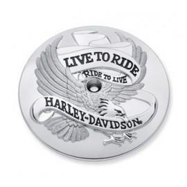 Embellecedores del filtro de aire Live to Ride