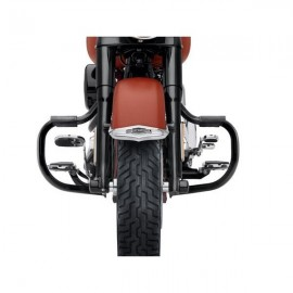 Defensa de motor mustache Softail FL