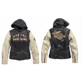 Women's Rallyrunner 3-in-1 Leather Jacket
