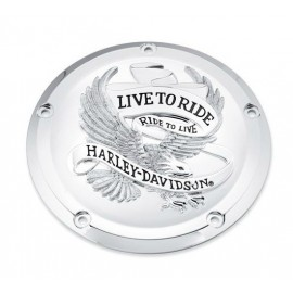 """THE HARLEY-DAVIDSON """"LIVE TO RIDE"""" COLLECTION - CHROME"""
