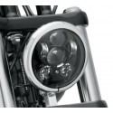 "Daymaker led headlamps 5-3/4"" - Black"