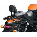 XG Full Backrest - Gloss black