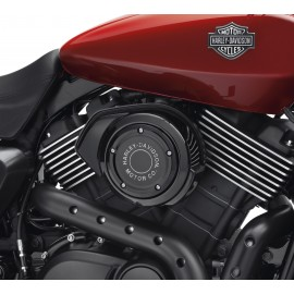 Harley-Davidson® Motor Co. Air Cleaner Trim - Black
