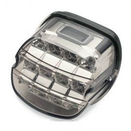 LAYBACK LED TAIL LAMP - INTERNATIONAL -SMOKED LENS