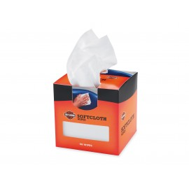 DISPOSABLE DETAILING SOFTCLOTHS - DISPENSER BOX