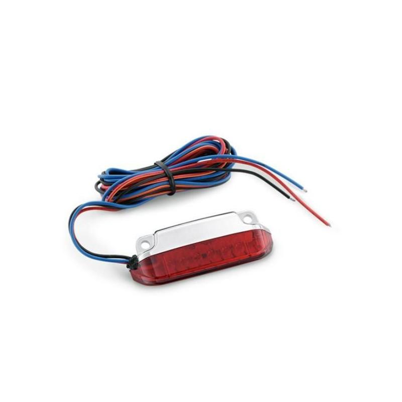 Kit de iluminación Lente Roja
